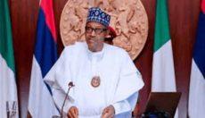 MUHAMMADU BUHARI, PRESIDENT OF THE FEDERAL REPUBLIC OF NIGERIA